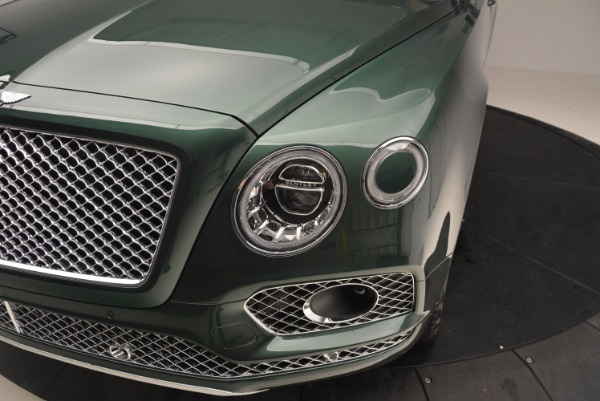 Used 2017 Bentley Bentayga W12 for sale $135,900 at Pagani of Greenwich in Greenwich CT 06830 14