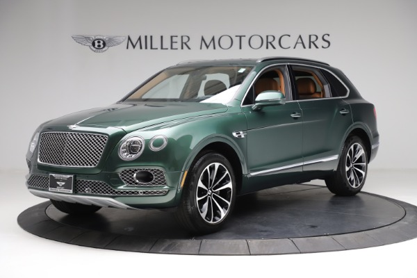 Used 2017 Bentley Bentayga W12 for sale $135,900 at Pagani of Greenwich in Greenwich CT 06830 2