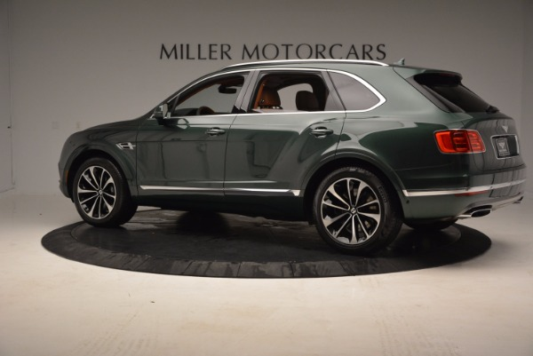 Used 2017 Bentley Bentayga W12 for sale $135,900 at Pagani of Greenwich in Greenwich CT 06830 4