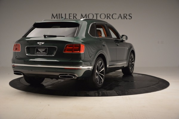 Used 2017 Bentley Bentayga W12 for sale $135,900 at Pagani of Greenwich in Greenwich CT 06830 7