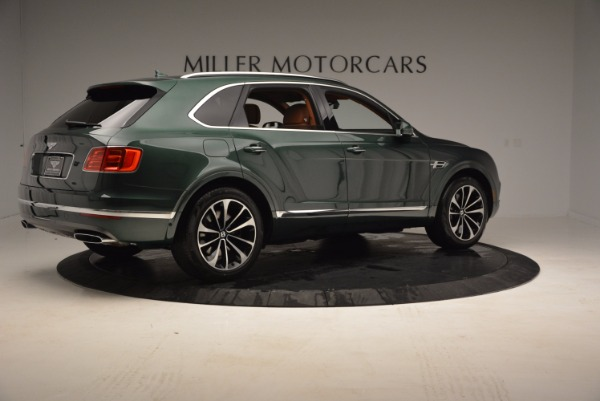 Used 2017 Bentley Bentayga W12 for sale $135,900 at Pagani of Greenwich in Greenwich CT 06830 8
