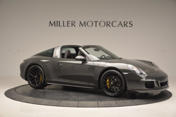 Used 2016 Porsche 911 Targa 4 GTS for sale Sold at Pagani of Greenwich in Greenwich CT 06830 10
