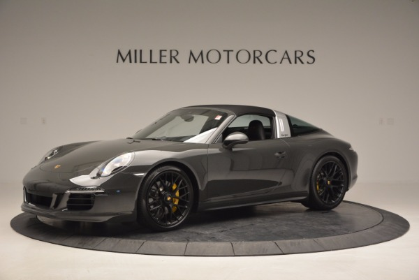 Used 2016 Porsche 911 Targa 4 GTS for sale Sold at Pagani of Greenwich in Greenwich CT 06830 13