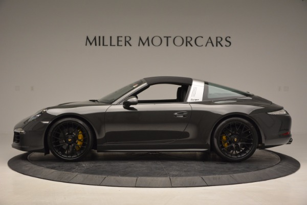 Used 2016 Porsche 911 Targa 4 GTS for sale Sold at Pagani of Greenwich in Greenwich CT 06830 14