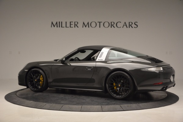 Used 2016 Porsche 911 Targa 4 GTS for sale Sold at Pagani of Greenwich in Greenwich CT 06830 15
