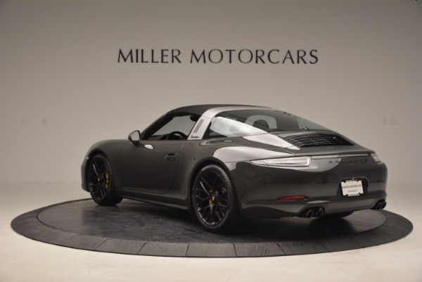 Used 2016 Porsche 911 Targa 4 GTS for sale Sold at Pagani of Greenwich in Greenwich CT 06830 16