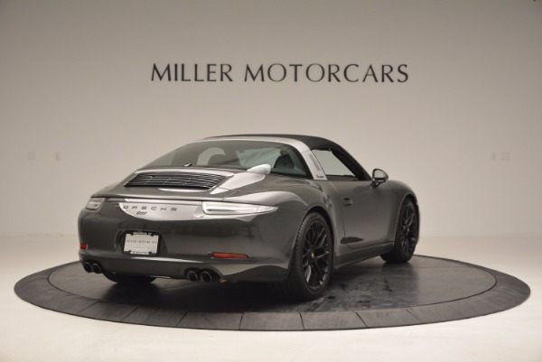 Used 2016 Porsche 911 Targa 4 GTS for sale Sold at Pagani of Greenwich in Greenwich CT 06830 18