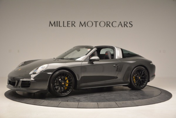 Used 2016 Porsche 911 Targa 4 GTS for sale Sold at Pagani of Greenwich in Greenwich CT 06830 2