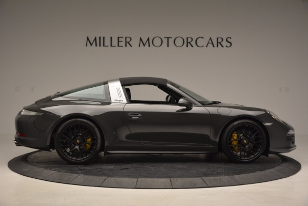 Used 2016 Porsche 911 Targa 4 GTS for sale Sold at Pagani of Greenwich in Greenwich CT 06830 20