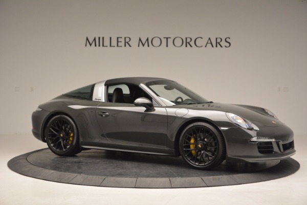 Used 2016 Porsche 911 Targa 4 GTS for sale Sold at Pagani of Greenwich in Greenwich CT 06830 21