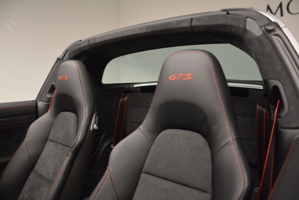 Used 2016 Porsche 911 Targa 4 GTS for sale Sold at Pagani of Greenwich in Greenwich CT 06830 26