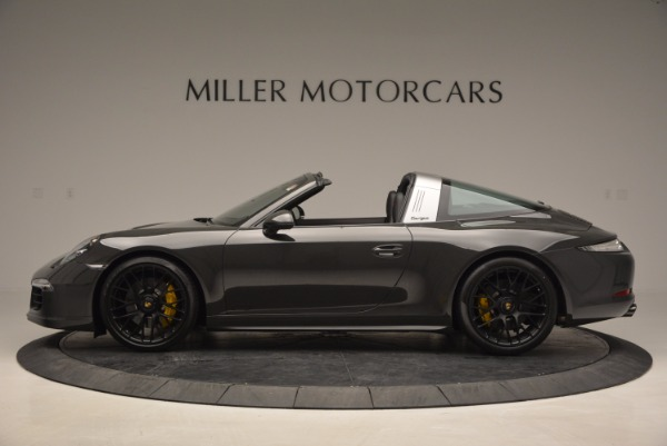 Used 2016 Porsche 911 Targa 4 GTS for sale Sold at Pagani of Greenwich in Greenwich CT 06830 3