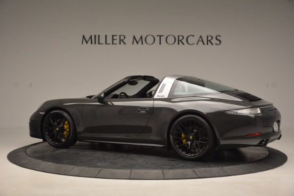 Used 2016 Porsche 911 Targa 4 GTS for sale Sold at Pagani of Greenwich in Greenwich CT 06830 4