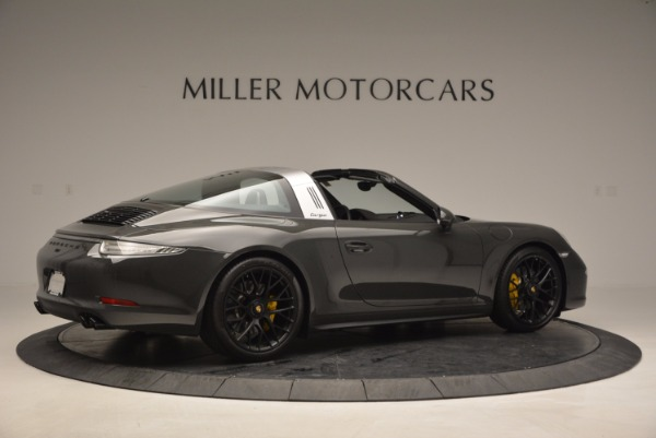 Used 2016 Porsche 911 Targa 4 GTS for sale Sold at Pagani of Greenwich in Greenwich CT 06830 8
