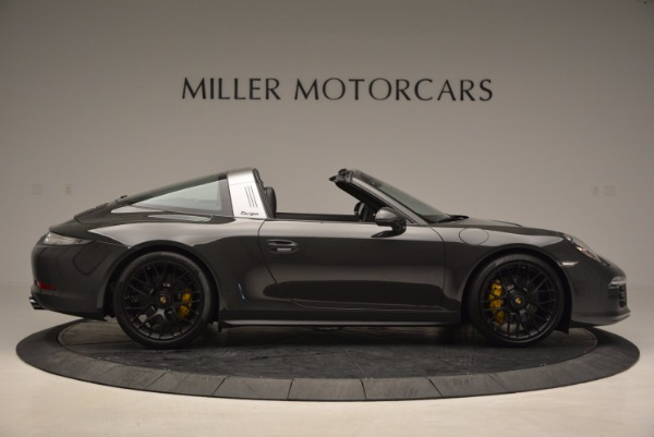 Used 2016 Porsche 911 Targa 4 GTS for sale Sold at Pagani of Greenwich in Greenwich CT 06830 9