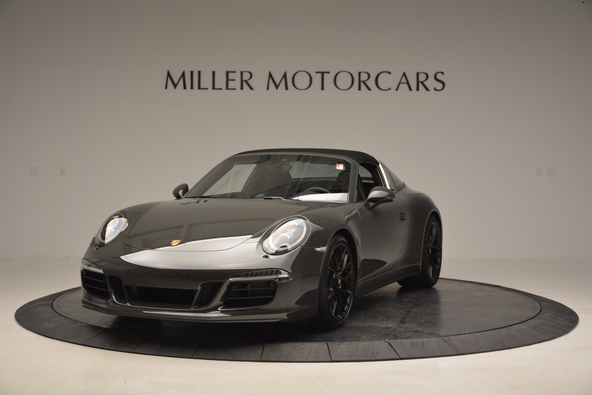 Used 2016 Porsche 911 Targa 4 GTS for sale Sold at Pagani of Greenwich in Greenwich CT 06830 1