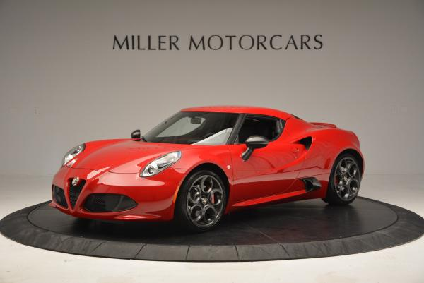 Used 2015 Alfa Romeo 4C for sale Sold at Pagani of Greenwich in Greenwich CT 06830 2