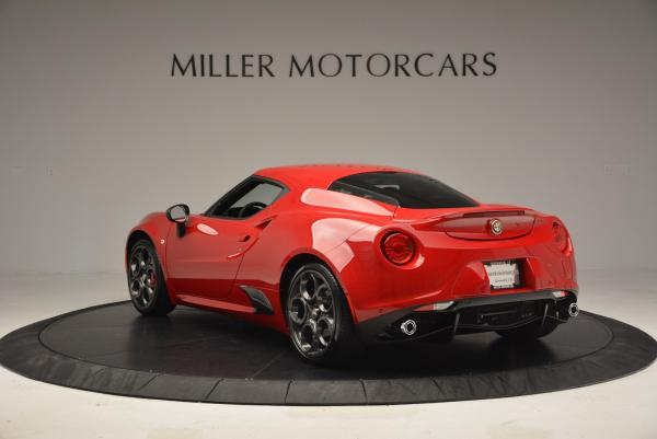 Used 2015 Alfa Romeo 4C for sale Sold at Pagani of Greenwich in Greenwich CT 06830 5