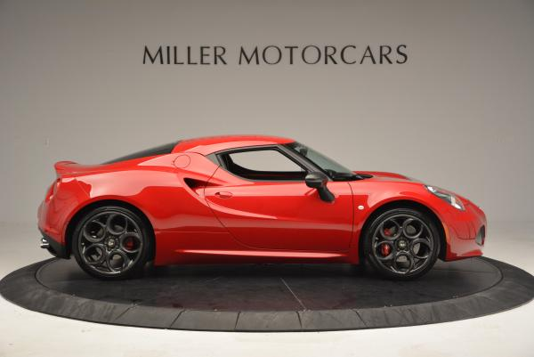 Used 2015 Alfa Romeo 4C for sale Sold at Pagani of Greenwich in Greenwich CT 06830 9