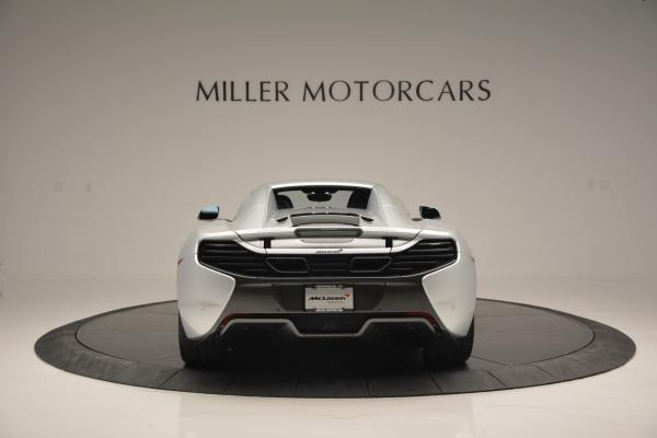 New 2016 McLaren 650S Spider for sale Sold at Pagani of Greenwich in Greenwich CT 06830 15
