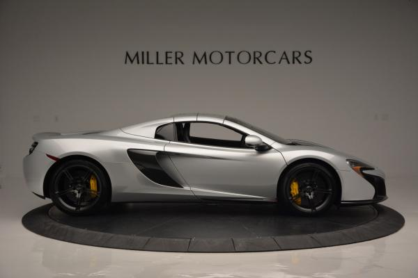 New 2016 McLaren 650S Spider for sale Sold at Pagani of Greenwich in Greenwich CT 06830 17