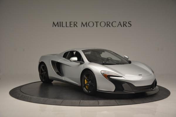 New 2016 McLaren 650S Spider for sale Sold at Pagani of Greenwich in Greenwich CT 06830 18