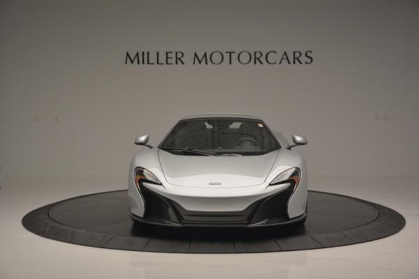 New 2016 McLaren 650S Spider for sale Sold at Pagani of Greenwich in Greenwich CT 06830 19