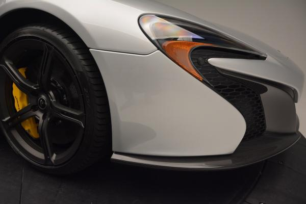New 2016 McLaren 650S Spider for sale Sold at Pagani of Greenwich in Greenwich CT 06830 28