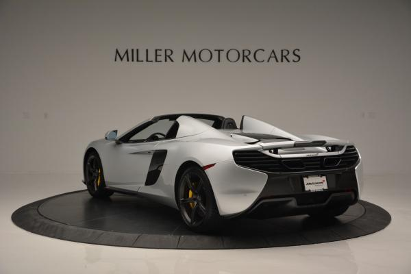 New 2016 McLaren 650S Spider for sale Sold at Pagani of Greenwich in Greenwich CT 06830 6