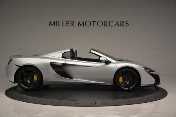 New 2016 McLaren 650S Spider for sale Sold at Pagani of Greenwich in Greenwich CT 06830 7
