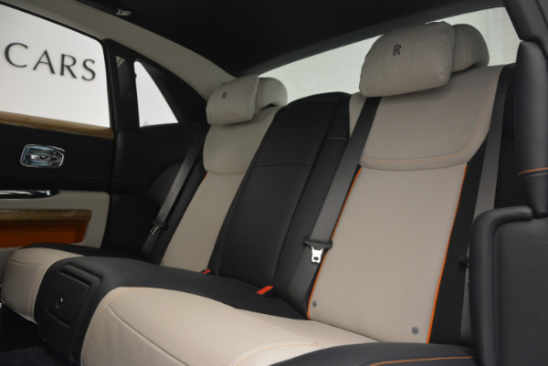 New 2017 Rolls-Royce Ghost for sale Sold at Pagani of Greenwich in Greenwich CT 06830 25