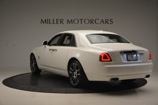New 2017 Rolls-Royce Ghost for sale Sold at Pagani of Greenwich in Greenwich CT 06830 5
