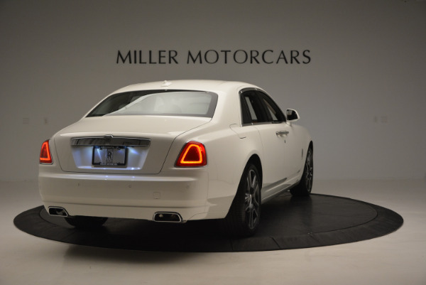 New 2017 Rolls-Royce Ghost for sale Sold at Pagani of Greenwich in Greenwich CT 06830 7