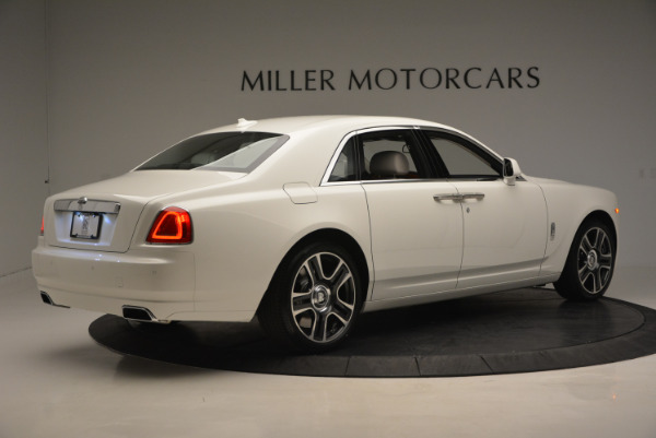 New 2017 Rolls-Royce Ghost for sale Sold at Pagani of Greenwich in Greenwich CT 06830 8