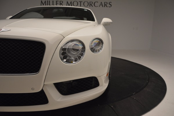 Used 2013 Bentley Continental GT V8 for sale Sold at Pagani of Greenwich in Greenwich CT 06830 15