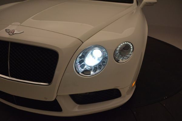 Used 2013 Bentley Continental GT V8 for sale Sold at Pagani of Greenwich in Greenwich CT 06830 17