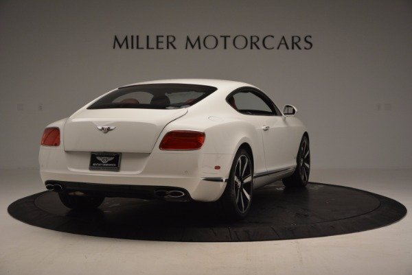 Used 2013 Bentley Continental GT V8 for sale Sold at Pagani of Greenwich in Greenwich CT 06830 7