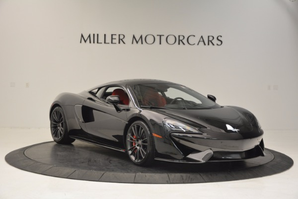 Used 2017 McLaren 570S for sale $149,900 at Pagani of Greenwich in Greenwich CT 06830 10