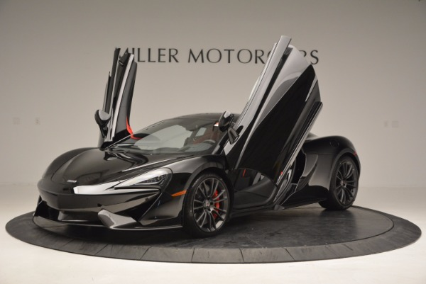 Used 2017 McLaren 570S for sale $149,900 at Pagani of Greenwich in Greenwich CT 06830 12