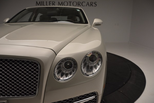 Used 2016 Bentley Flying Spur W12 for sale Sold at Pagani of Greenwich in Greenwich CT 06830 19