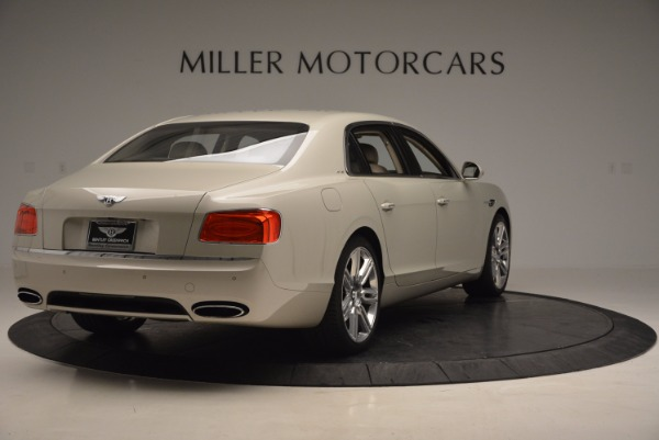 Used 2016 Bentley Flying Spur W12 for sale Sold at Pagani of Greenwich in Greenwich CT 06830 7