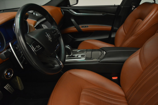 Used 2014 Maserati Ghibli S Q4 for sale Sold at Pagani of Greenwich in Greenwich CT 06830 14