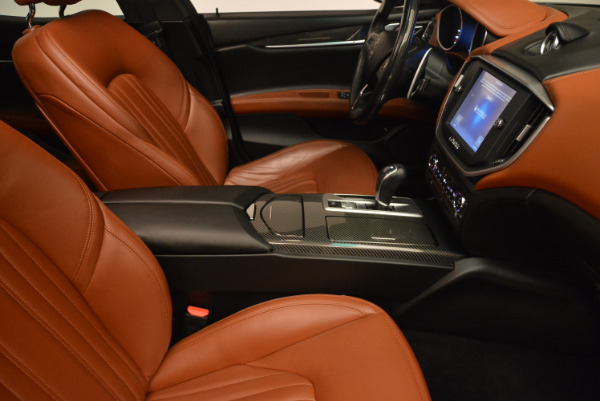 Used 2014 Maserati Ghibli S Q4 for sale Sold at Pagani of Greenwich in Greenwich CT 06830 21
