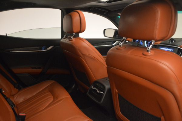 Used 2014 Maserati Ghibli S Q4 for sale Sold at Pagani of Greenwich in Greenwich CT 06830 23