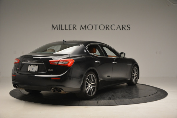 Used 2014 Maserati Ghibli S Q4 for sale Sold at Pagani of Greenwich in Greenwich CT 06830 7