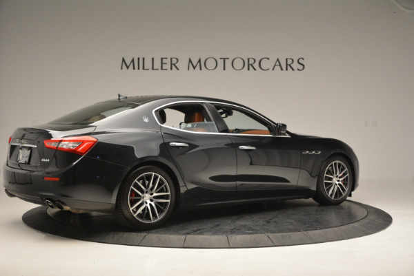 Used 2014 Maserati Ghibli S Q4 for sale Sold at Pagani of Greenwich in Greenwich CT 06830 8