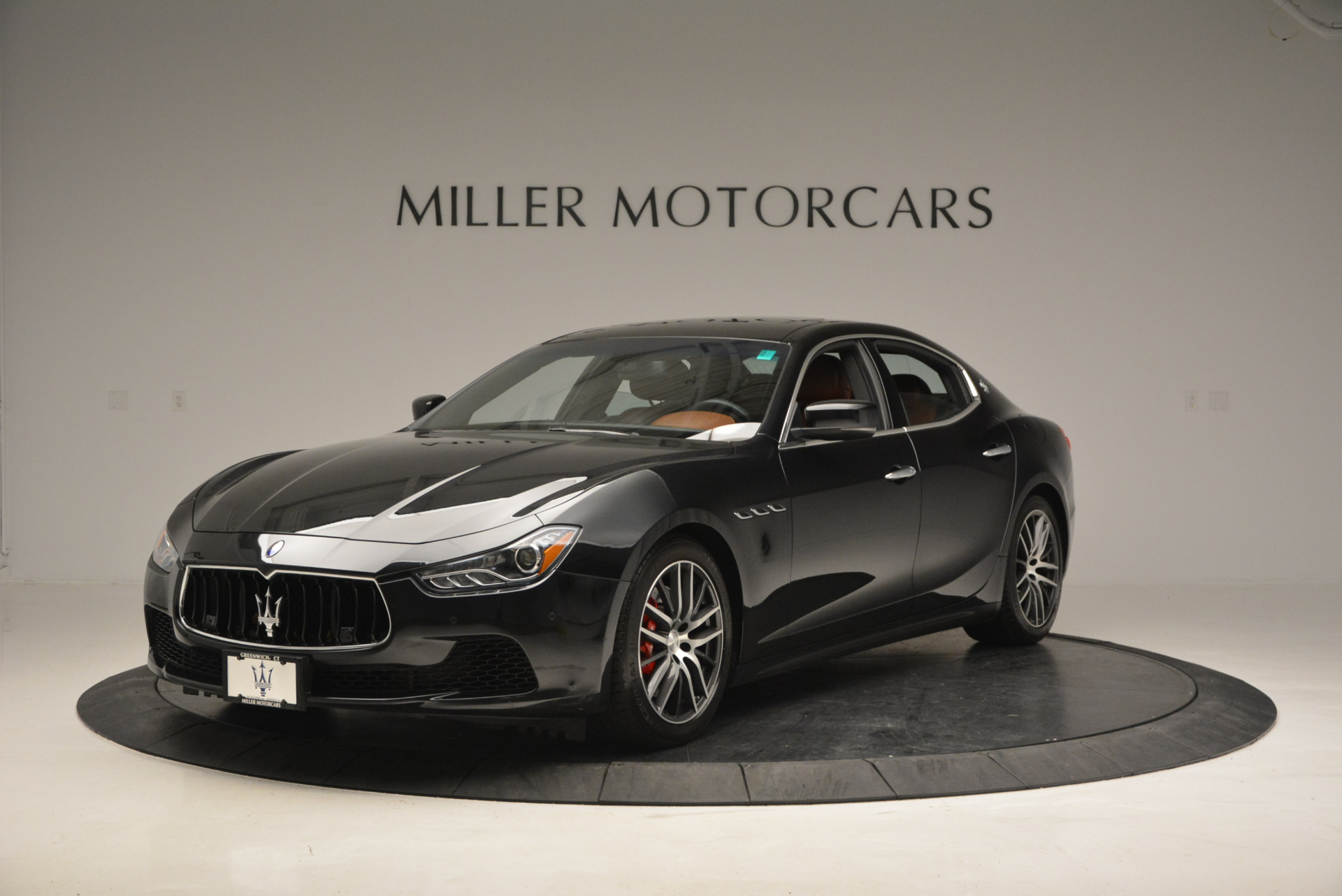 Used 2014 Maserati Ghibli S Q4 for sale Sold at Pagani of Greenwich in Greenwich CT 06830 1