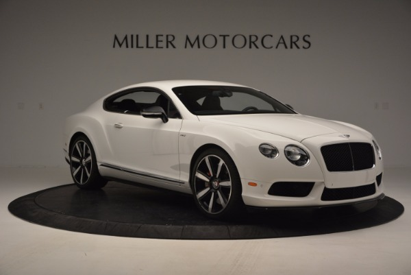Used 2014 Bentley Continental GT V8 S for sale Sold at Pagani of Greenwich in Greenwich CT 06830 11