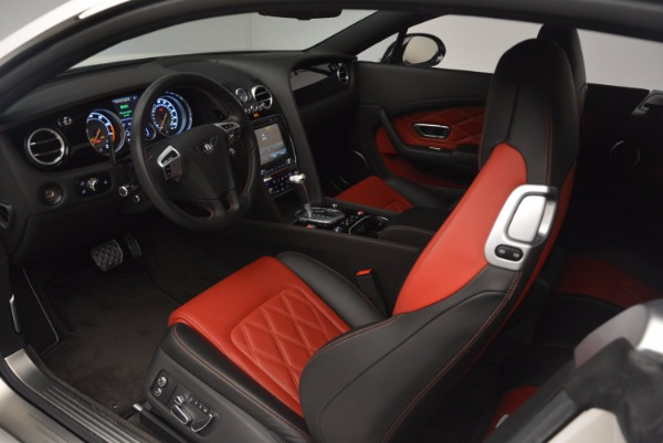 Used 2014 Bentley Continental GT V8 S for sale Sold at Pagani of Greenwich in Greenwich CT 06830 27