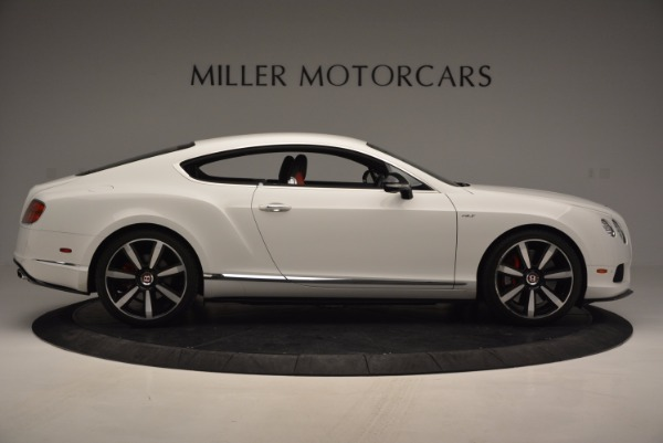 Used 2014 Bentley Continental GT V8 S for sale Sold at Pagani of Greenwich in Greenwich CT 06830 9